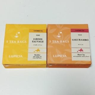 LUPICIA - ルピシア 紅茶 LUPICIA ティーバッグ ティーパック サクランボ