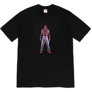シュプリーム(Supreme)のSupreme Tupac Hologram TEE Black 2pac(Tシャツ/カットソー(半袖/袖なし))