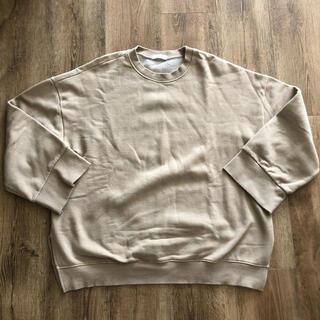 ディーホリック(dholic)のドロップショルダースウェット!ssong unniスウェットシャツ DHOLIC(トレーナー/スウェット)