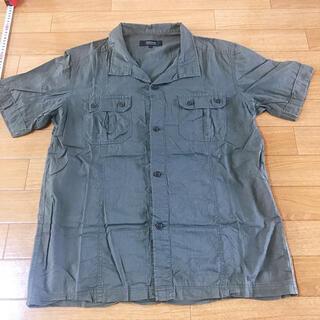 コムサイズム(COMME CA ISM)の半袖シャツ Lサイズ(シャツ)