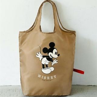 ミッキーマウス - ミッキー エコバッグ