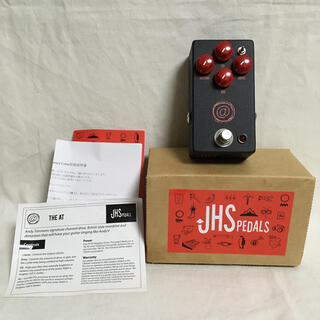 JHS THE AT INVERTED COLOR 正規輸入品 美品(エフェクター)