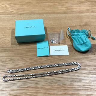 ティファニー(Tiffany & Co.)のティファニー TIFFANY&Co. ベネチアン ネックレス ロングカスタム(ネックレス)