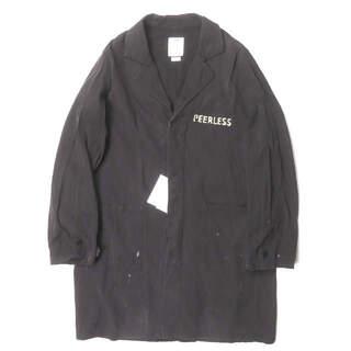 ヴィスヴィム(VISVIM)のvisvim 18AW PEERLESS SHOP COAT コート メンズ(チェスターコート)