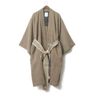 ヴィスヴィム(VISVIM)のvisvim 17AW YUKATA COAT HERRINGBONE 浴衣(その他)