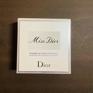 Christian Dior - ミスディオールブルーミングボディパウダー16g 新品未使用