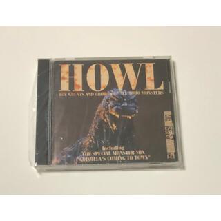 希少品 ゴジラ サウンドトラック HOWL 吠える サントラ CD (映画音楽)