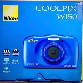 Nikon - 新品未使用 ニコンクールピクス w150 Nikon