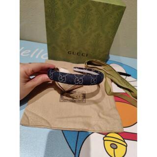 グッチ(Gucci)の美品 グッチ カチューシャ(カチューシャ)