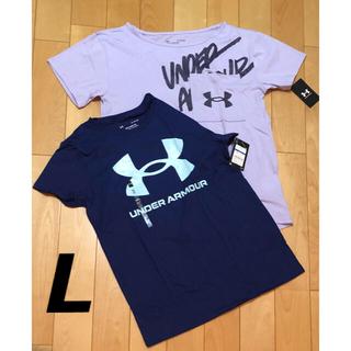 アンダーアーマー(UNDER ARMOUR)のアンダーアーマー  半袖Tシャツ L(Tシャツ(半袖/袖なし))