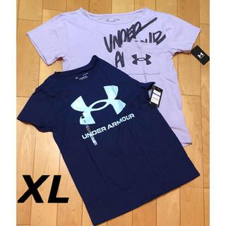 アンダーアーマー(UNDER ARMOUR)のアンダーアーマー   半袖Tシャツ XL(Tシャツ(半袖/袖なし))