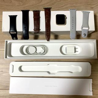 Apple Watch - Apple Watch Series2 38mm ゴールド アルミ+バンド3種