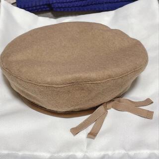 エイミーイストワール(eimy istoire)のeimy istoire ベレー帽(新品未着)(ハンチング/ベレー帽)