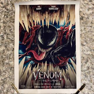 マーベル(MARVEL)のヴェノム レットゼアビー カーネイジ 映画ポスター 40x60cm(印刷物)