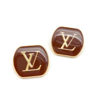 ルイヴィトン(LOUIS VUITTON)のルイビトン ボタン 2個(各種パーツ)