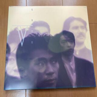 安全地帯◎Ⅴ 3枚組 LPレコード(ポップス/ロック(邦楽))