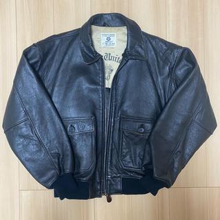schott - vintage ameco leather jacket