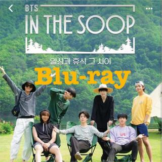 防弾少年団(BTS) - BTS IN THE SOOP Blu-ray 日本語字幕