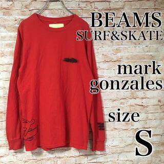 ビームス(BEAMS)のビームスサーフアンドスケート BEAMS マークゴンザレス Tシャツ カットソー(Tシャツ/カットソー(半袖/袖なし))