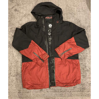volcom - volcom ボルコム pat moore 3-in-1 jacket