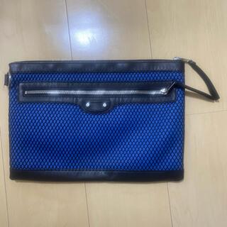 バレンシアガ(Balenciaga)のBalenciaga クラッチバッグ 確実正規品 美品(セカンドバッグ/クラッチバッグ)
