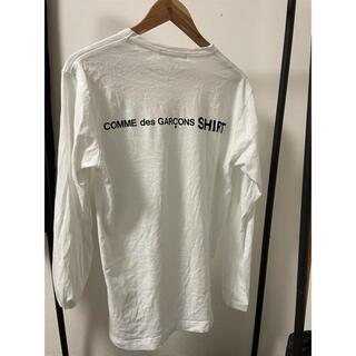 コムデギャルソン(COMME des GARCONS)のコムデギャルソン ロングTシャツ M(Tシャツ(長袖/七分))