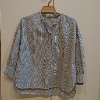 ショコラフィネローブ(chocol raffine robe)のブラウス レディース 7分 長袖(シャツ/ブラウス(長袖/七分))