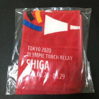 コカ・コーラ - 2020オリンピック コカコーラタオル 滋賀県