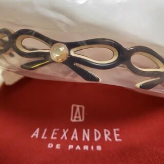 Alexandre de Paris - アレクサンドルドゥパリ カチューシャ 新品