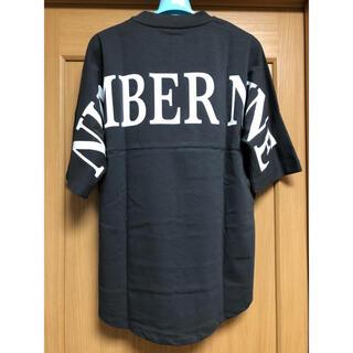 ナンバーナイン(NUMBER (N)INE)のナンバーナイン ビッグシルエットTシャツ ハーフスリーブ(Tシャツ/カットソー(半袖/袖なし))