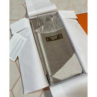 エルメス(Hermes)の新品❣️正規エルメスカシミヤマフラーCasaque Zig Zag (マフラー/ショール)