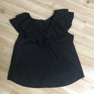 グレースコンチネンタル(GRACE CONTINENTAL)のグレースクラス袖なしブラウス(シャツ/ブラウス(半袖/袖なし))