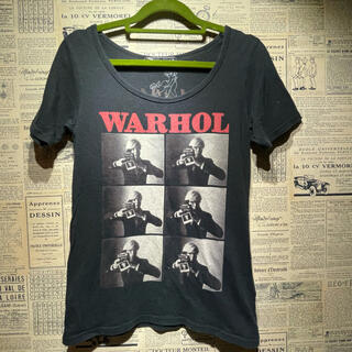 ヒステリックグラマー(HYSTERIC GLAMOUR)のHYSTERIC GLAMOUR ヒステリックグラマー Tシャツ(Tシャツ(半袖/袖なし))