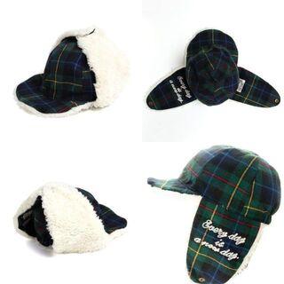 ブリーズ(BREEZE)のBREEZE ブリーズ 耳当て付きボアキャップ 帽子 キャップ 42 43 44(帽子)