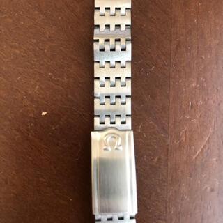 オメガ(OMEGA)のレアアンティーク新品オメガ純正婦人用メタルブレス かん幅11ミリSS素材 送料込(腕時計)