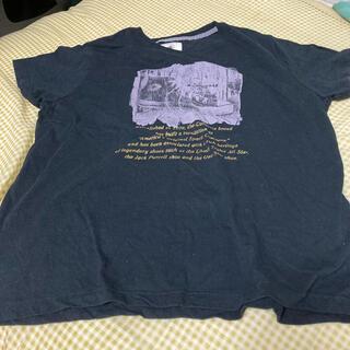 コンバース(CONVERSE)のTシャツ converse コンバース 3L 黒 ブラック 半袖(Tシャツ/カットソー(半袖/袖なし))