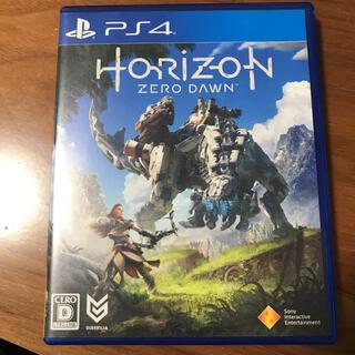 SONY - Horizon Zero Dawn 通常版