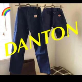 ダントン(DANTON)の⭕️レディース DANTON パンツ/ショートパンツ【S】(カジュアルパンツ)