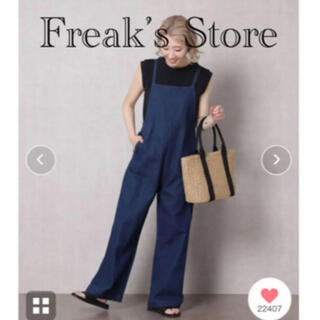 FREAK'S STORE - ⭕️Freak's Store デニムサロペット