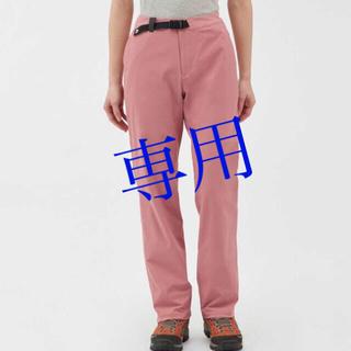 モンベル(mont bell)の☆タグ付き新品☆モンベル mont-bell ストレッチO.D.パンツ L(カジュアルパンツ)