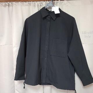 ユニクロ(UNIQLO)のUNIQLO×Theory ストレッチシャツジャケット(その他)