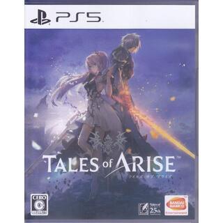 バンダイナムコエンターテインメント(BANDAI NAMCO Entertainment)の(美品・特典付き)【PS5】TALES of ARISE(家庭用ゲームソフト)