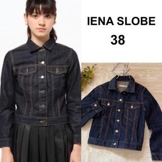 IENA SLOBE - 美品 イエナ スローブ ノンウォッシュデニムジャケット Gジャン  Mサイズ