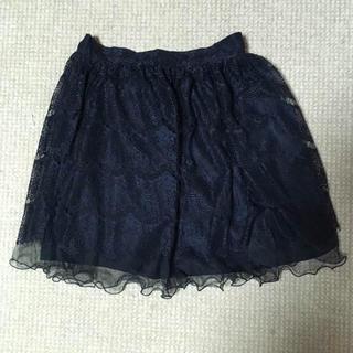 ワンアフターアナザーナイスクラップ(one after another NICE CLAUP)のナイスクラップ レーススカート(ミニスカート)