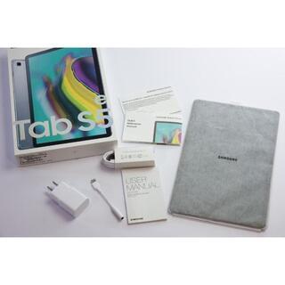 サムスン(SAMSUNG)の有機EL 美品 GALAXY Tab S5e 10.5インチ タブレット(タブレット)