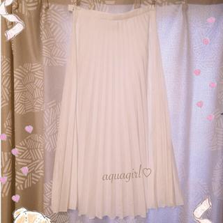 アクアガール(aquagirl)のアクアガールスカート(ロングスカート)