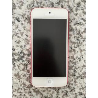 アイポッドタッチ(iPod touch)のiPod touch 第7世代 128gb レッド(ポータブルプレーヤー)