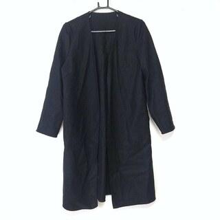 アナイ(ANAYI)のアナイ コート サイズ38 M レディース - 黒(その他)