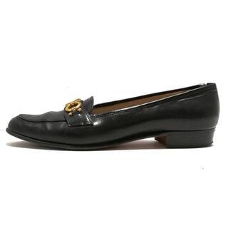 サルヴァトーレフェラガモ(Salvatore Ferragamo)のサルバトーレフェラガモ ローファー 6 D -(ローファー/革靴)