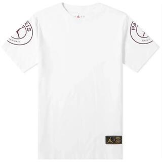 NIKE - ナイキ ジョーダン パリ・サンジェルマン ロゴ Tシャツ シュプリーム